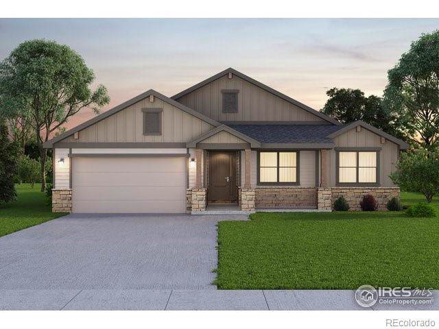 1839 Castle Hill Drive, Windsor, CO 80550 (MLS #5346909) :: Colorado Real Estate : The Space Agency