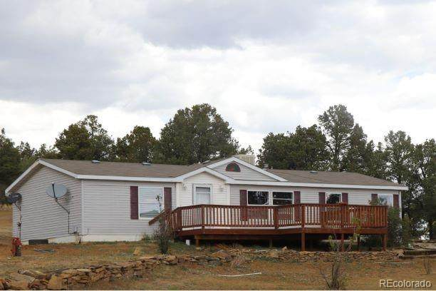 19501 Ponderosa Drive, Weston, CO 81091 (MLS #5351389) :: 8z Real Estate