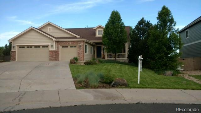 825 Dutton Court, Castle Rock, CO 80104 (#5355918) :: Bicker Realty