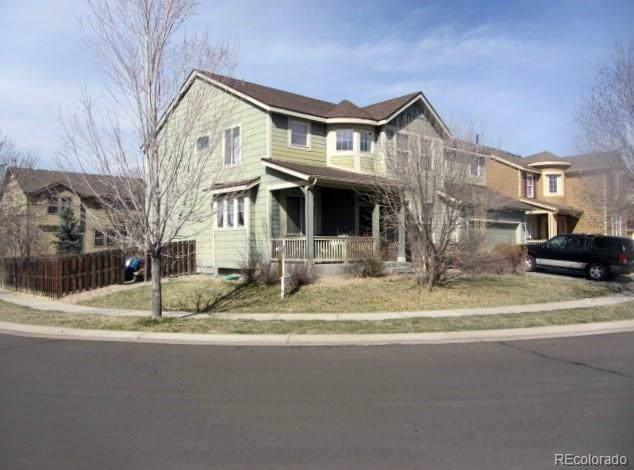 12927 E 106th Avenue, Commerce City, CO 80022 (MLS #5363349) :: Kittle Real Estate