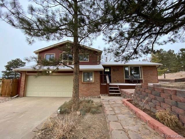 11408 Bonanza Circle, Franktown, CO 80116 (MLS #5371311) :: 8z Real Estate