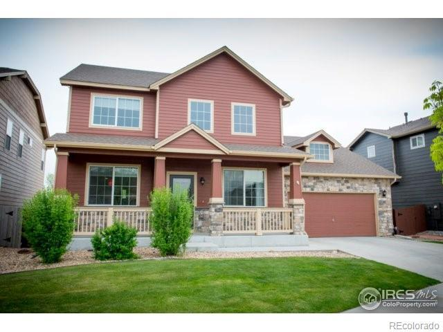 6129 Gold Dust Road, Timnath, CO 80547 (#5393137) :: The Griffith Home Team