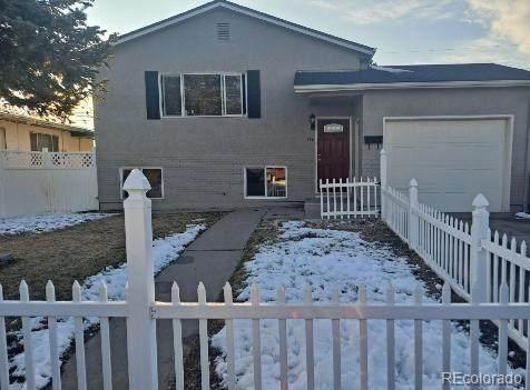 1611 Fremont Avenue, Pueblo, CO 81001 (MLS #5396048) :: 8z Real Estate