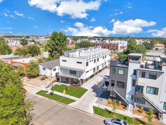 3217 W Conejos Place, Denver, CO 80204 (#5398877) :: My Home Team