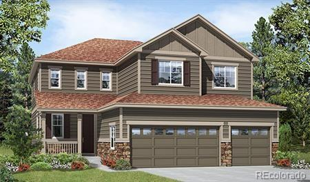 2485 Hillcroft Lane, Castle Rock, CO 80104 (#5470945) :: The City and Mountains Group