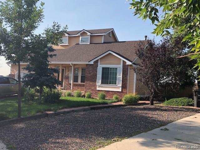 3785 Hickory Hill Drive, Colorado Springs, CO 80906 (#5476880) :: The Griffith Home Team