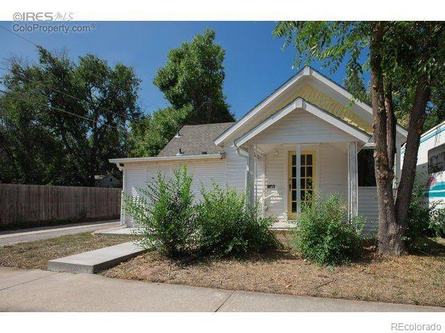 1101 Monroe Avenue, Loveland, CO 80537 (#5496188) :: 5281 Exclusive Homes Realty