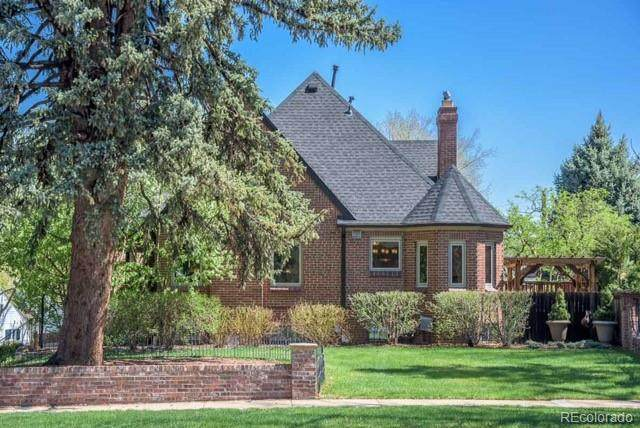 814 Bonnie Brae Boulevard, Denver, CO 80209 (#5496756) :: The DeGrood Team