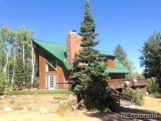 6375 County Road 140, Westcliffe, CO 81252 (#5512773) :: The DeGrood Team