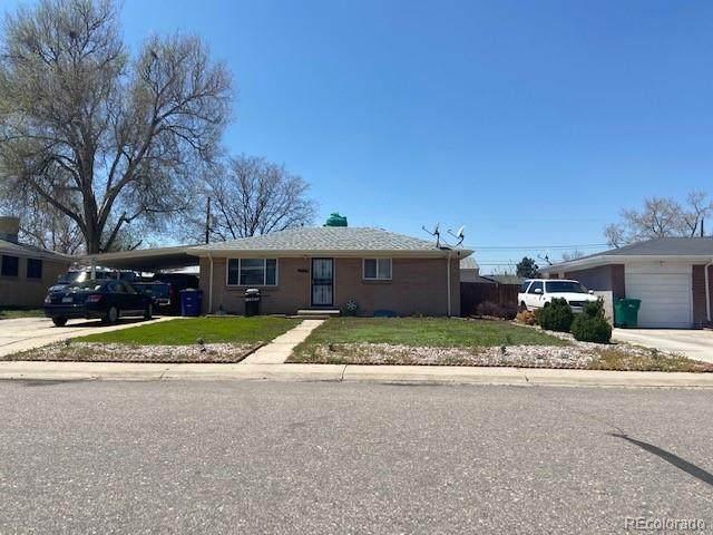 3025 Carson Street, Aurora, CO 80011 (#5543865) :: Re/Max Structure