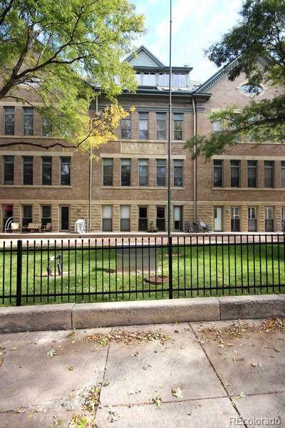 1140 Columbine Street #107, Denver, CO 80206 (MLS #5553037) :: 8z Real Estate