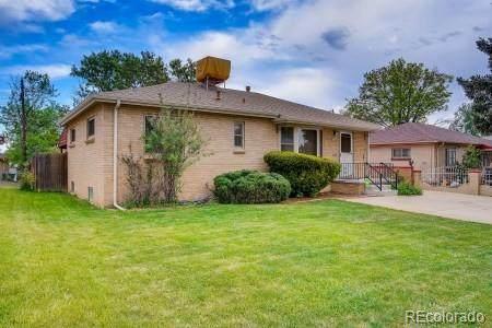 1674 S Winona Court, Denver, CO 80219 (MLS #5562712) :: 8z Real Estate
