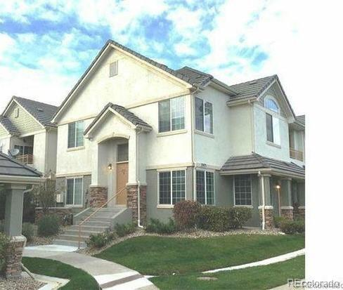 22545 E Ontario Drive #202, Aurora, CO 80016 (#5570695) :: Real Estate Professionals
