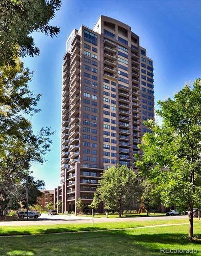 2990 E 17th Avenue #1602, Denver, CO 80206 (#5601184) :: RE/MAX Professionals