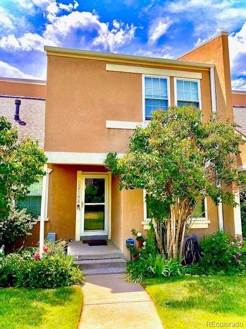 13193 E Bethany Place, Aurora, CO 80014 (MLS #5608972) :: The Sam Biller Home Team