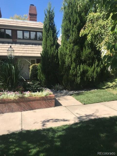 455 Fillmore Street, Denver, CO 80206 (#5611872) :: Bring Home Denver