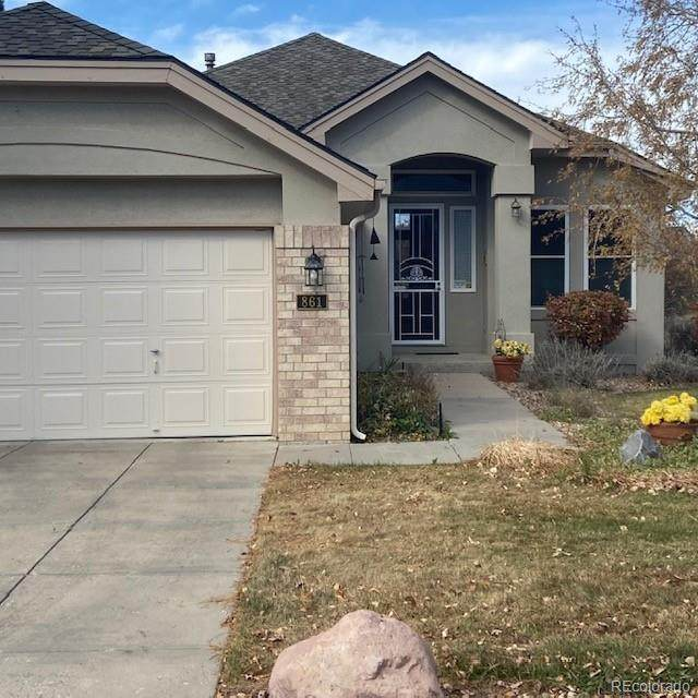 861 Appleby Place, Castle Rock, CO 80104 (#5612420) :: iHomes Colorado