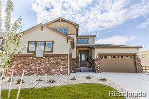 18214 W 92nd Lane, Arvada, CO 80007 (#5612877) :: The DeGrood Team