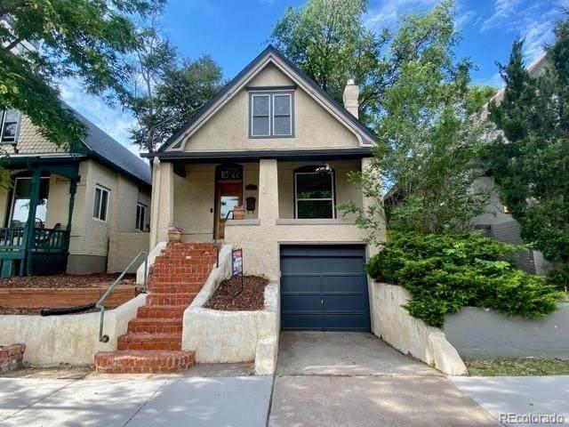 526 E 2nd Avenue, Denver, CO 80203 (#5645381) :: The Griffith Home Team
