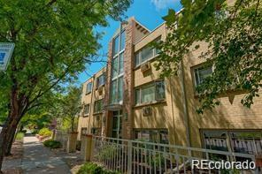 969 S Pearl Street #303, Denver, CO 80209 (#5668518) :: The Pete Cook Home Group