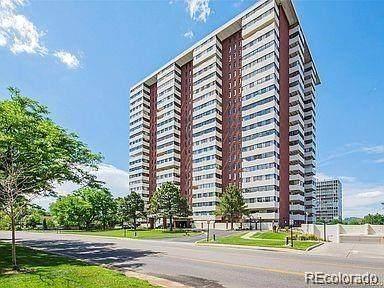 3131 E Alameda Avenue #1301, Denver, CO 80209 (#5730142) :: Kimberly Austin Properties