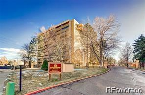 8060 E Girard Avenue #912, Denver, CO 80231 (MLS #5749077) :: 8z Real Estate