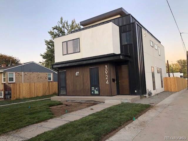 3924 N Shoshone Street, Denver, CO 80211 (MLS #5755113) :: 8z Real Estate
