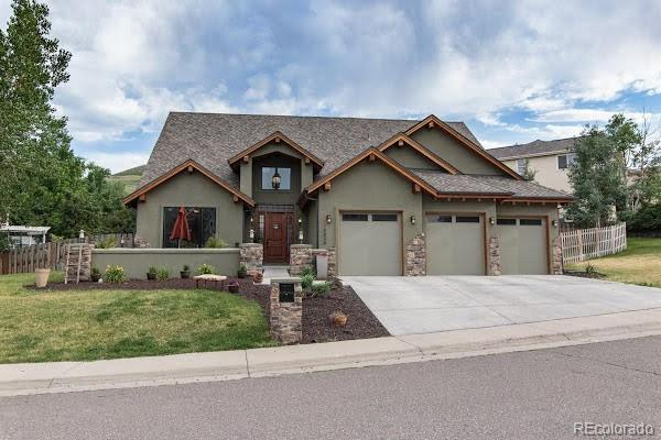 16626 W 2nd Avenue, Golden, CO 80401 (#5756489) :: House Hunters Colorado