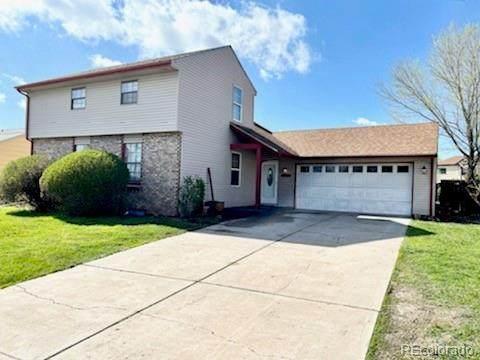 17530 E Tennessee Place, Aurora, CO 80017 (#5776598) :: HomeSmart