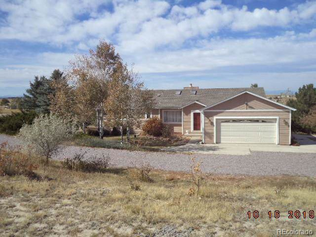 885 Newman Drive, Elizabeth, CO 80107 (#5804417) :: The DeGrood Team