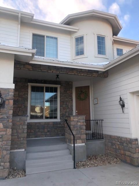 11917 S Stroll Lane, Parker, CO 80138 (#5808230) :: James Crocker Team