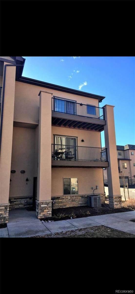 3155 E 104th Avenue 12A, Thornton, CO 80233 (#5823369) :: The Peak Properties Group