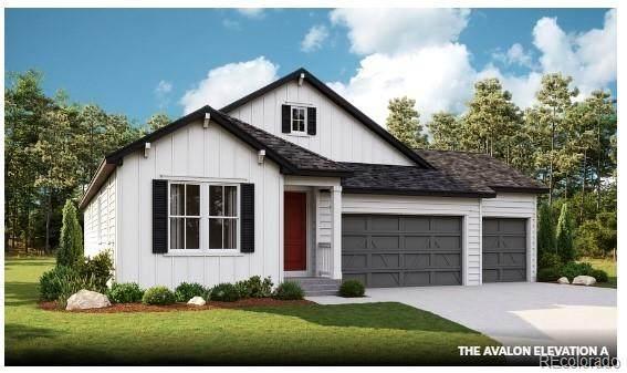 1021 Gabriella Lane, Berthoud, CO 80513 (#5834348) :: Kimberly Austin Properties