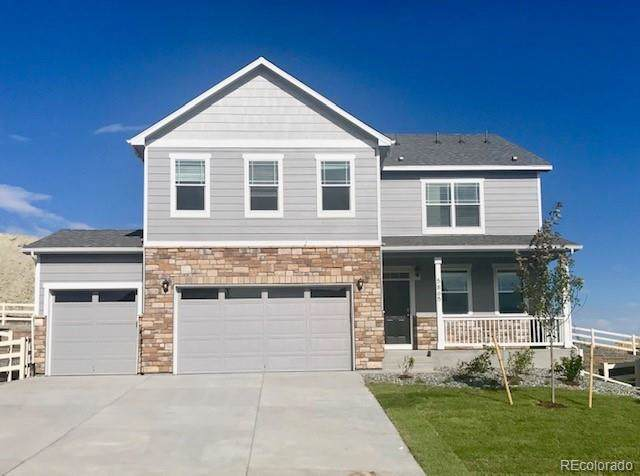 5865 High Timber Circle, Castle Rock, CO 80104 (#5834488) :: The DeGrood Team