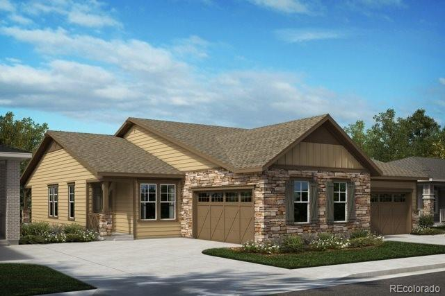 4205 Happy Hollow Drive, Castle Rock, CO 80104 (#5854357) :: The HomeSmiths Team - Keller Williams