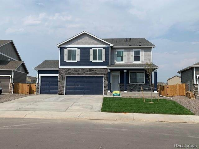 1582 Clarendon Drive, Windsor, CO 80550 (#5854812) :: The DeGrood Team