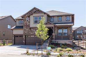 8125 Superior Circle, Castle Pines, CO 80125 (#5878959) :: The HomeSmiths Team - Keller Williams