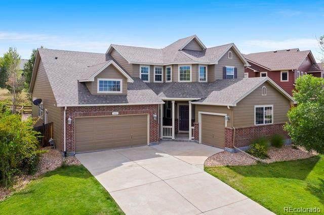 3648 Golden Spur Loop, Castle Rock, CO 80108 (#5889056) :: Wisdom Real Estate