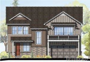 8257 W 66th Drive, Arvada, CO 80004 (#5931361) :: The Dixon Group