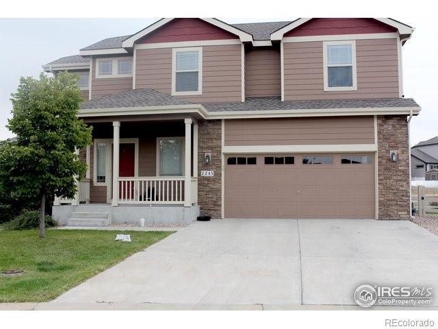 2245 80th Avenue Court, Greeley, CO 80634 (#5936946) :: House Hunters Colorado