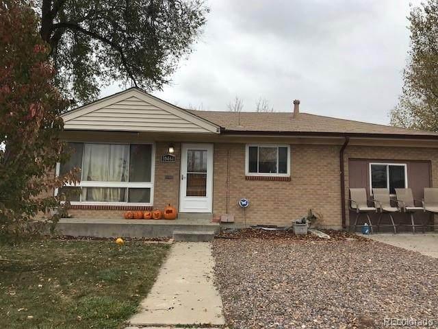10464 Grant Drive, Northglenn, CO 80233 (MLS #5943130) :: Keller Williams Realty