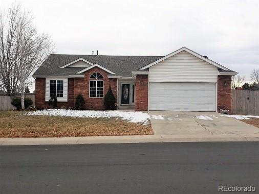 4104 W 17th Street, Greeley, CO 80634 (#5987250) :: The DeGrood Team