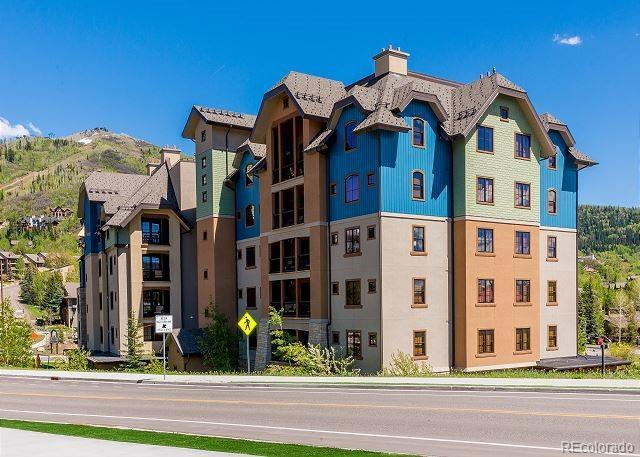 2525 Village Drive 4E, Steamboat Springs, CO 80487 (#6037027) :: HomePopper