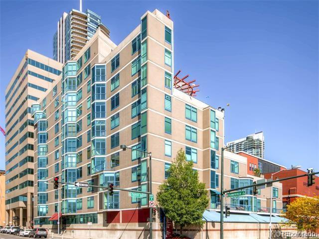 1350 Lawrence Street 3C, Denver, CO 80204 (#6051764) :: The Healey Group