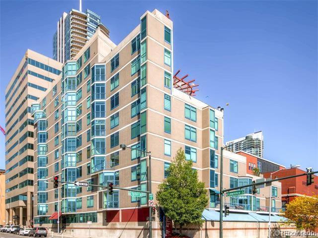 1350 Lawrence Street 3C, Denver, CO 80204 (#6051764) :: The Galo Garrido Group