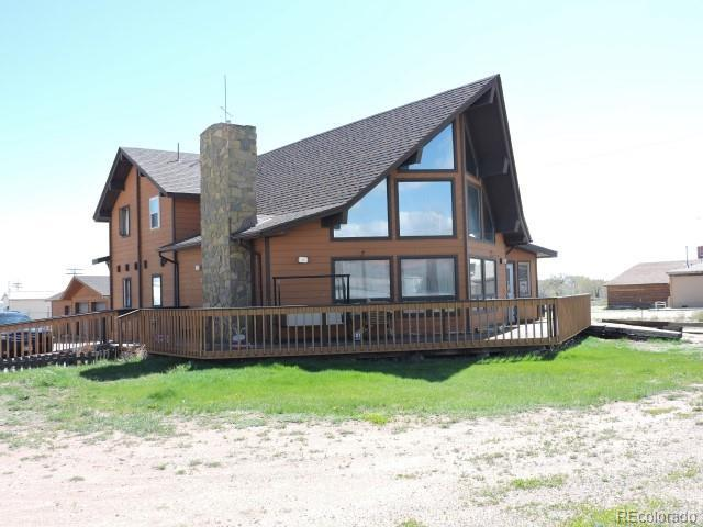 106 4th Avenue, Fort Garland, CO 81133 (MLS #6073873) :: 8z Real Estate