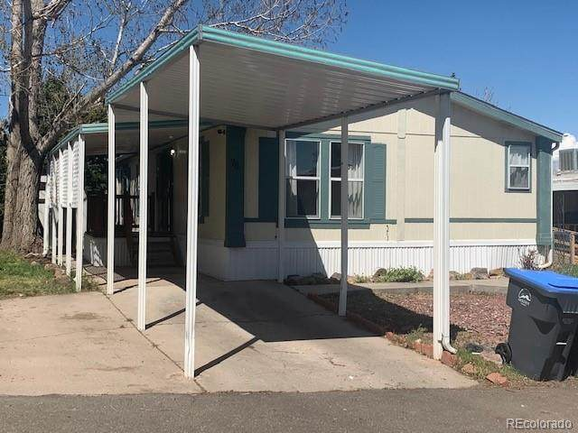 78 Topaz Street, Golden, CO 80401 (MLS #6081372) :: 8z Real Estate