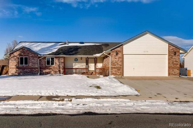1003 N 3rd Street, Johnstown, CO 80534 (#6081483) :: The HomeSmiths Team - Keller Williams