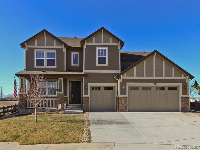 16535 Sanford Street, Mead, CO 80542 (MLS #6093713) :: Kittle Real Estate
