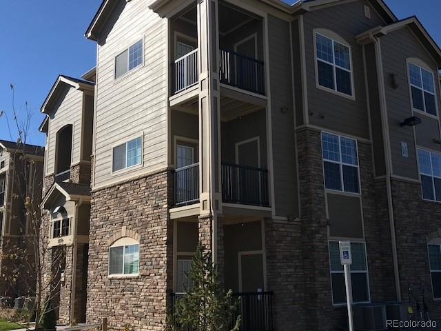 9227 Rolling Way #207, Parker, CO 80134 (#6136904) :: The Griffith Home Team